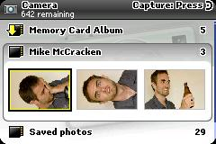 Mike McCracken in my phone